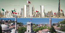 زيادة التبادل التجاري بين تركيا والخليج