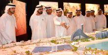 مرسى العرب في دبي المشروع السبّاق