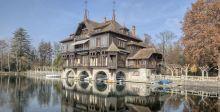 قصر دو برومانتو: لذّة سويسريّة فعليّة