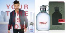 ايفرون يتصدّر حملة HUGO