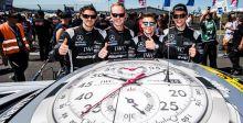 IWC تحتفل بعيد Mercedes-AMG