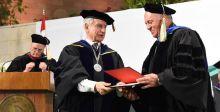 جوزيف غصوب يكرّم بمنحه دكتوراه فخرية في جامعة LAU