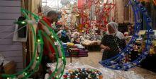 رمضان كريم في نابلس الفلسطينية