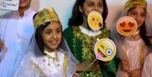 احتفال القرقاعون في  السعودية والبحرين