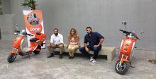 """أوّل خدمة """"سكوتر"""" كهربائيّة في بيروت"""