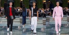 مجموعة Versace تجسّد العودة إلى الوطن