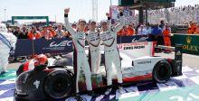 بورشه تفوز في سباق Le Mans