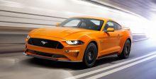 هذا الخطّ الأحمر للفورد Mustang  GT  الجديدة