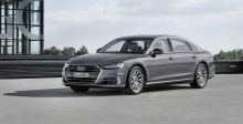 Audi A8 الجديدة: مستقبل السيارات الفاخرة