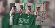 السعوديون سبّاقون في مجالات عدّة