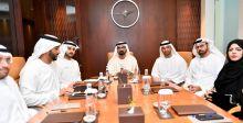 حاكم دبي يواكب خلق القيادات السبّاقة