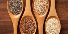 ما الفرق بين بذور الشيا وبذور الكتان؟