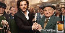 الثقافة الإيطالية في حملة عطر Dolce&Gabbana