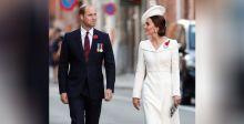 الأمير وليام وزوجته ينتظران مولودهما الثالث