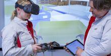 أودي تستخدم الواقع الافتراضيّ لتدريب موظّفيها