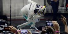 هاميلتون يقترب من ضمان بطولة الفورمولا١