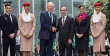 توسيع الشراكة بين Qantas و-Emirates