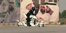 شرطة دبي على آليّات من Star Wars