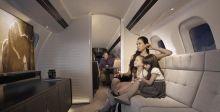 رحلة الأحلام في أكبر طائرة خاصة