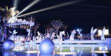 أروع الحفلات بالأبيض في دبي