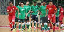 المنتخب السعودي في معسكر التدريب