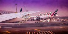 مطار دبي إلى زيادة في عدد المسافرين