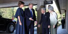 لماذا تجنب ترامب الانحناء أمام امبراطور اليابان.