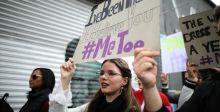 تظاهرات في هوليوود ضدّ التحرش الجنسي