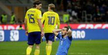 خروج مذل للايطاليين من كأس العالم ودموع