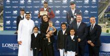 انتصار قطري في جولة Global Champions Tour
