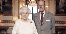 الذكرى البلاتينية لزواج الملكة البريطانية