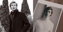 دي فريز يعرض أزياء Massimo Dutti