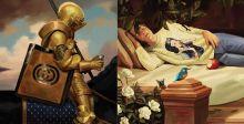 الرسوم الخيالية في حملة Gucci