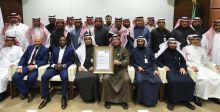 مستشفى الملك عبدالله بن عبدالعزيز الجامعي يتفوّق