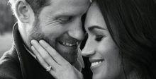 الحبُ في صور خطوبة الأمير هاري