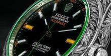 رفاهية قياسية من توقيع Rolex
