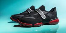 المظهر المستقبلي في أحذية Prada