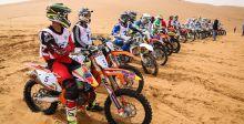 """أفضل المتسابقين يشاركون في """"الشارقة الرياضية الصحراوي"""""""