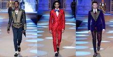 الزخرفات الملكية في مجموعة Dolce & Gabbana