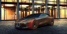 فكرة عن الiNext SUV  المقبلة من BMW