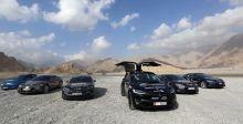 سيارات كهربائية على خط الإمارات-عُمان
