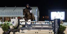 لونجين تقدّم نسخة جديدة وناجحة من بطولة دبي لقفز الحواجز