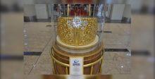 خاتم نجمة طيبة في مركز صحارى
