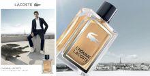 لوريدسن يتصدّر حملة L'Homme Lacoste