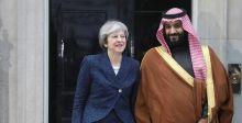 العلاقات السعودية البريطانية في عزّها