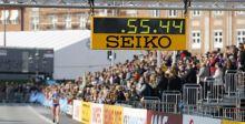 Seiko ونشاطها في عالم الرياضة