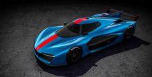 بينينفارينا تنتج قريباً سيّارة H2 Speed