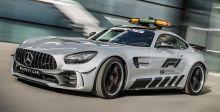 مرسيدس AMG GT R أسرع سيّارة أمان في الفورمولا 1