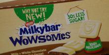 شوكولاتة جديدة لنستله قليلة السكر