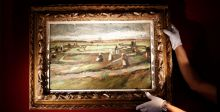 ملايين الدولارات للوحة فان غوغ في مزاد